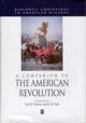 A Companion to the American Revolution (063121058X) cover image