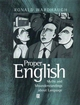 Proper English: Myths and Misunderstandings about Language (063121268X) cover image