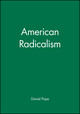 American Radicalism (063121898X) cover image