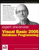 Expert One-on-One Visual Basic 2005 Database Programming (076457678X) cover image