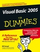 Visual Basic 2005 For Dummies (076457728X) cover image