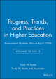 Assessment Update, Progress, Trends, and Practices in Higher Education, Volume 18, No. 2, March-April 2006 (078798678X) cover image