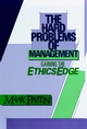The Hard Problems of Management: Gaining the Ethics Edge (087589688X) cover image