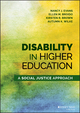 Disability in Higher Education: A Social Justice Approach (111841568X) cover image