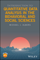 Introduction to Quantitative Data Analysis in the Behavioral and Social Sciences (111929018X) cover image