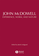 John McDowell: Experience, Norm, and Nature (140515988X) cover image