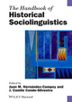 The Handbook of Historical Sociolinguistics (140519068X) cover image