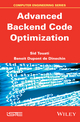 Advanced Backend Optimization (184821538X) cover image