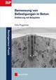 Bemessung von Befestigungen in Beton: Einführung mit Beispielen (343360178X) cover image