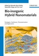 Bio-inorganic Hybrid Nanomaterials: Strategies, Synthesis, Characterization and Applications