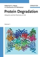 Protein Degradation Series, 4 Volume Set (352731878X) cover image