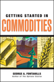 Getting Started in Commodities (0470089490) cover image