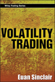 Volatility Trading, + CD-ROM (0470181990) cover image