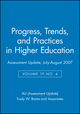 Assessment Update: Progress, Trends, and Practices in Higher Education, Volume 19, Number 4, 2007 (0470224290) cover image