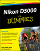Nikon D5000 For Dummies (0470539690) cover image