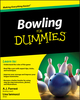 Bowling For Dummies (0470601590) cover image