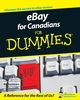 eBay For Canadians For Dummies (0470677090) cover image