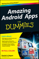 Amazing Android Apps For Dummies (0470936290) cover image