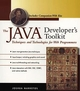 The Java Developer's Toolkit (0471165190) cover image