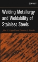 Welding Metallurgy and Weldability of Stainless Steels (0471473790) cover image