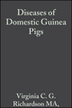 Diseases of Domestic Guinea Pigs, 2nd Edition (0632052090) cover image