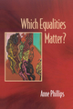 Which Equalities Matter? (0745621090) cover image