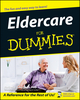 Eldercare For Dummies (0764524690) cover image