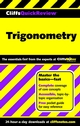 CliffsQuickReview Trigonometry (0764563890) cover image