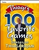 Thiagi's 100 Favorite Games (0787981990) cover image