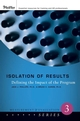 Isolation of Results: Defining the Impact of the Program  (0787987190) cover image