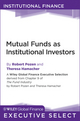 Mutual Funds as Institutional Investors (1118085590) cover image
