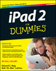 iPad 2 For Dummies, 3rd Edition (1118176790) cover image