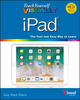 Teach Yourself VISUALLY iPad, 6th Edition (1119463890) cover image