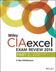 Wiley CIAexcel Exam Review 2018, Part 2: Internal Audit Practice (Wiley CIA Exam Review Series) (1119482690) cover image