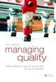 Managing Quality, 5th Edition (1405142790) cover image