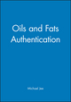 Oils and Fats Authentication (1405152990) cover image