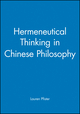 Hermeneutical Thinking in Chinese Philosophy (1405167890) cover image