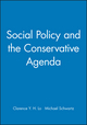 Social Policy and the Conservative Agenda (1577181190) cover image