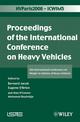 ICWIM 5, Proceedings of the International Conference on Heavy Vehicles: 5th International Conference on Weigh-in-Motion of Heavy Vehicles (1848210590) cover image