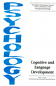 Cognitive and Language Development (1854331590) cover image