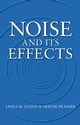 Noise and its Effects (1861564090) cover image