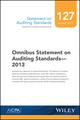 Statement on Auditing Standards, Number 127: Omnibus Statement on Auditing Standards (1937351890) cover image
