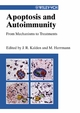 Apoptosis and Autoimmunity: From Mechanisms to Treatments (3527605290) cover image