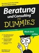 Beratung und Consulting für Dummies, 2nd Edition (3527642390) cover image