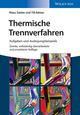 Thermische Trennverfahren: Aufgaben und Auslegungsbeispiele, 2. Auflage (3527691790) cover image