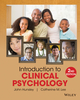 Introduction to Clinical Psychology: An Evidence-Based Approach, 2nd Edition (EHEP003090) cover image