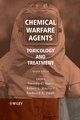 Chemical Warfare Agents: Toxicology and Treatment, 2nd Edition