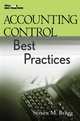 Accounting Control Best Practices (0470046791) cover image