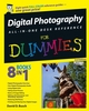 Digital Photography All-in-One Desk Reference For Dummies, 3rd Edition (0470085991) cover image
