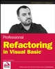 Professional Refactoring in Visual Basic (0470179791) cover image